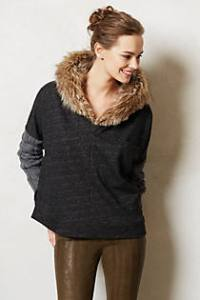Cozy and chic. Must have. Anthropologie.com