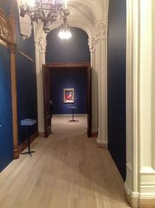 Chagall exhibit. Quite amazing.