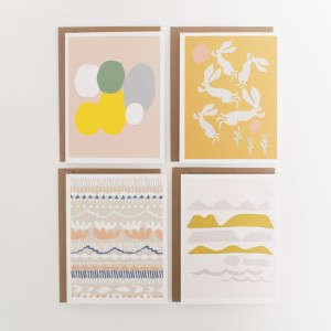 Leah Duncan stationary from Brown Ink.