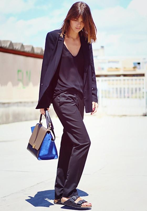 the-fashionnphile-black-birko-flor-arizona-sandals-fashion-over-reason