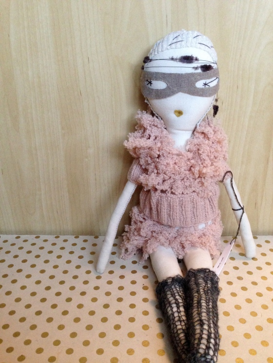RYAN ROCHE for Jess Brown Limited edition doll